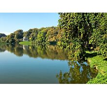 Stourhead Reflections - Wiltshire Photographic Print