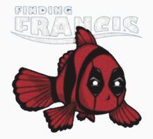 FINDING FRANCIS | DEADPOOL One Piece - Long Sleeve