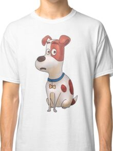 The secret life of pets - Max Classic T-Shirt