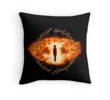 Sauron -- One Ring Throw Pillow