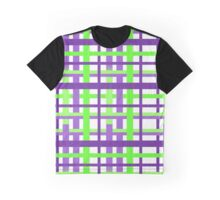 Scottish Plaid Seamless Vector Pattern Graphic T-Shirt