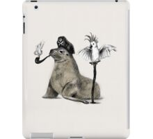 Pirate iPad Case/Skin