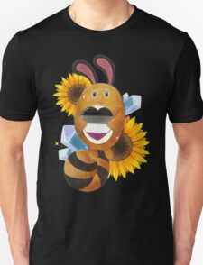#161 Sentret - Ace Heart Unisex T-Shirt