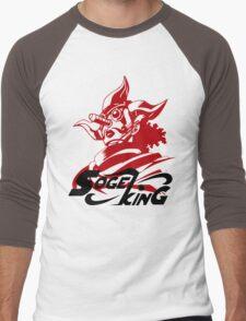 Sogeking The Sniper King Men's Baseball ¾ T-Shirt