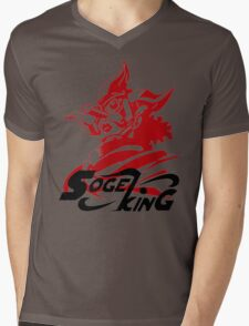 Sogeking The Sniper King Mens V-Neck T-Shirt