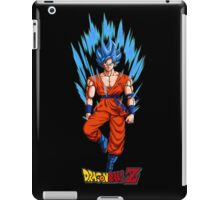 Super Saiyan Goku 00002 iPad Case/Skin