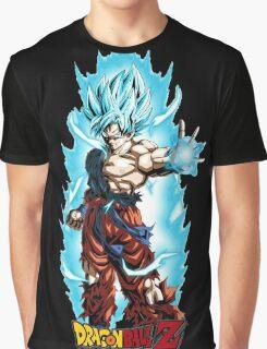 Super Saiyan Goku 00003 Graphic T-Shirt