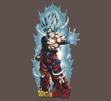 Super Saiyan Goku 00003 One Piece - Short Sleeve
