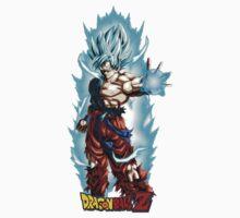 Super Saiyan Goku 00003 Baby Tee