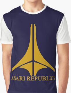 Asari Republics Graphic T-Shirt
