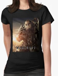 warcraft Womens Fitted T-Shirt
