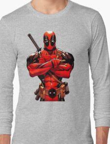 DEADPOOL Long Sleeve T-Shirt