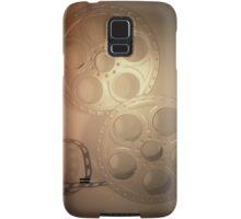 Grey Vintage Film Reel Phone Case (iPhone/Galaxy) Samsung Galaxy Case/Skin