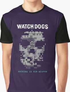 watch_dogs Graphic T-Shirt