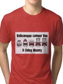 Living History Tri-blend T-Shirt