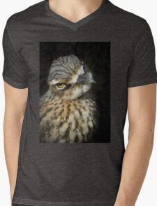 You looking at me!? Mens V-Neck T-Shirt