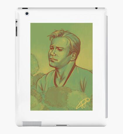 Kirk & tribbles iPad Case/Skin