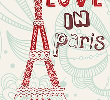 Love In Paris by KustomByKris