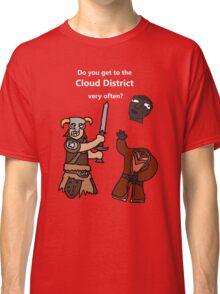 F*ck the Cloud District! Classic T-Shirt