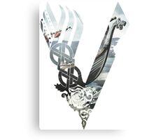 Viking Asgard Canvas Print