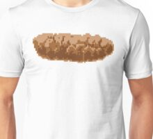 Pixel Poop Unisex T-Shirt
