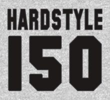 Hardstyle Football (Black) by Hardstyle