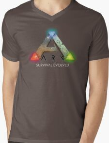 ark survival evolved Mens V-Neck T-Shirt