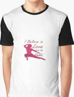 Love from the first fight Graphic T-Shirt