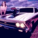 Chevelle SS 396 Miss Muscular by ChasSinklier