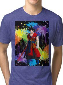I Am Goku Tri-blend T-Shirt