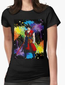 I Am Goku Womens Fitted T-Shirt
