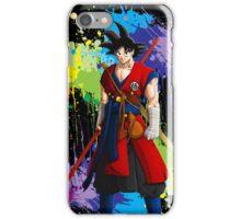 I Am Goku iPhone Case/Skin