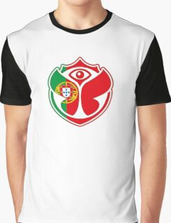 Tomorrowland Portugal logo - Portuguese - português Graphic T-Shirt