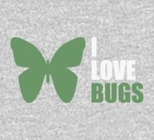 I love bugs Kids Clothes