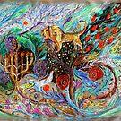 Heritage series #1. Lion of Judah by Elena Kotliarker
