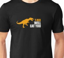 trex humor Unisex T-Shirt