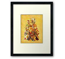 Golden Sun - Book One Framed Print