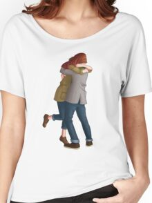 Together or Not At All (Doctor Who) Women's Relaxed Fit T-Shirt