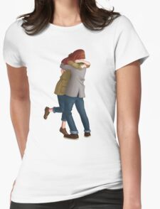 Together or Not At All (Doctor Who) Womens Fitted T-Shirt