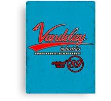 Vandelay Industries V2 Canvas Print