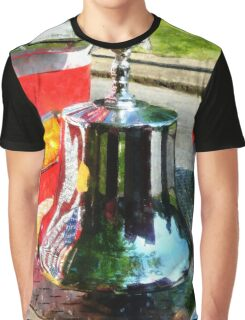 Fire Engine Bell Graphic T-Shirt