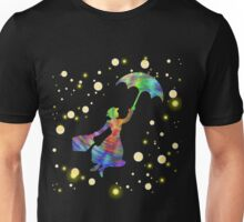 Mary Poppins- The Magical Nanny Unisex T-Shirt