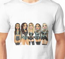gw tour blue and black outfit - L.M Unisex T-Shirt