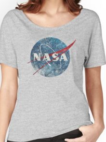 NASA Space Agency Ultra-Vintage Women's Relaxed Fit T-Shirt