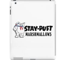 Ghostbusters - Stay Puft Marshmallows  iPad Case/Skin