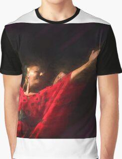 Passion of flamenco II Graphic T-Shirt