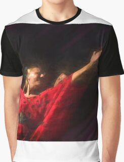 Passion of flamenco II Graphic T-Shirt