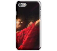 Passion of flamenco II iPhone Case/Skin