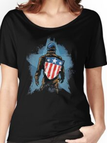 All American Women's Relaxed Fit T-Shirt
