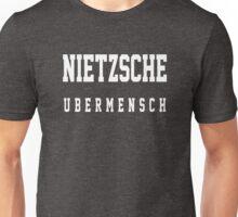 nietzsche (white) Unisex T-Shirt